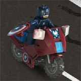 Captain America Rush