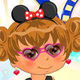 Dora Colorful Dress Up Games